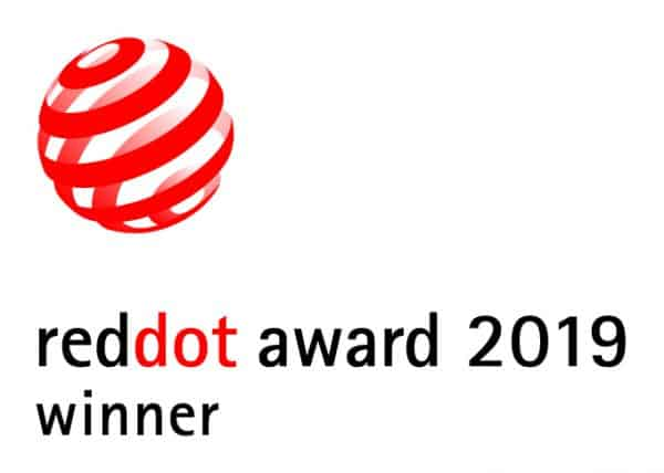 milkymeter red dot design award