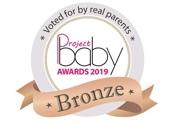 Project baby award for milkymeter Best bottle feeding must have